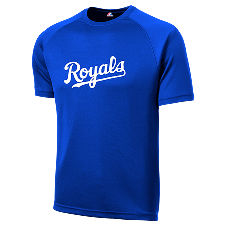 Royals Youth MLB Replica T-Shirt as low as $12 - CustomPlanet.com!! - CustomPlanet.com