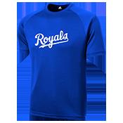 Royals Adult MLB Replica T-Shirt - 5300 Royals-5300