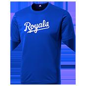 Royals Adult MLB Replica Jersey  - M1260 Royals-M1260