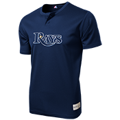 Rays MLB 2 button Youth Jersey  - MLB181 Tampa-Bay-Rays-181