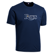 Rays Youth Wicking MLB Replica Jersey - M1261 Tampa-Bay-Rays-M1261
