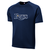 Rays Adult MLB Replica T-Shirt - 5300 Tampa_Bay_Rays-5300