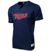 Twins MLB 2 button Youth Jersey - MLB181 Twins-181