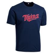 Twins Youth Wicking MLB Replica Jersey - M1261 Twins-M1261