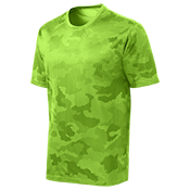 Youth Customized Camohex Tee - YST370 YST370