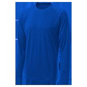 Youth Customized Long Sleeve Performance Crew T Shirt  - YST700LS YST700LS
