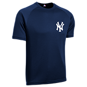 Youth Yankees MLB Replica T-Shirt - 5301 Yankees-5301
