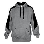 Adult Two-Ply Hooded Sweatshirt -1265 1265