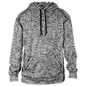 Adult Sublimated Hooded Sweatshirt - 1463 1463