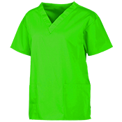 Custom V-Neck Scrubs Tunic - 221C 221C