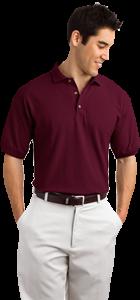 Gildan Ultra Cotton-6.5-Ounce Pique Knit Sport Shirt. 3800 3800