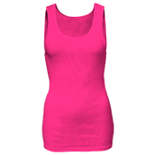 Junior Rib Tank Top  - 5527 5527