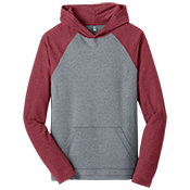 Raglan Hoodie - District - DT128 DT128