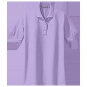 Ladies Silk Polo Shirt   - L500 L500