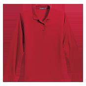 Ladies Silk Long Sleeve Polo Shirt   - L500LS L500LS