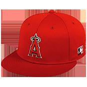 Angels Flatbill Baseball Hat Angels_Flatbill_Baseball_Hat_400