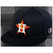 Astros Flatbill Baseball Hat Astros_Flatbill_Baseball_Hat_400
