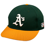 Oakland A's Official MLB Hat for Little Kids Leagues Athletics_Baseball_Hat_275