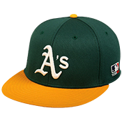 Athletics Flatbill Baseball Hat Athletics_Flatbill_Baseball_Hat_400