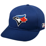 Toronto Blue Jays Official MLB Hat for Little Kids Leagues BlueJays_Baseball_Hat_275
