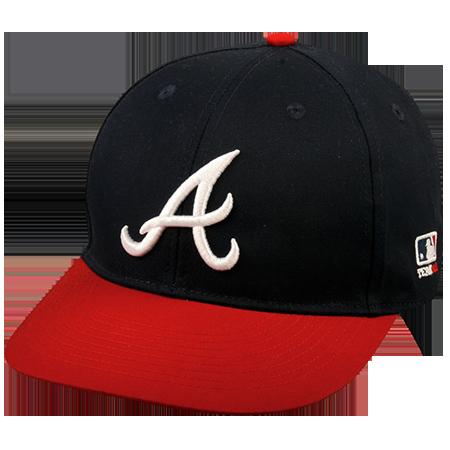 Design Your Own Atlanta Softball Caps Personalized