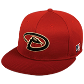 Diamondbacks Flatbill Baseball Hat Diamondbacks_Flatbill_Baseball_Hat_400