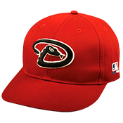 Arizona Diamondbacks - Official MLB Hat for little kids leagues D_backs_Baseball_Hat_275