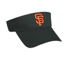 San Francisco Giants- Official MLB Visor for Little Kids Softball League Giants