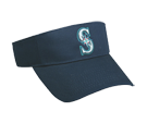 Seattle Mariners - Official MLB Visor for Little Kids Softball League Mariners-Visors