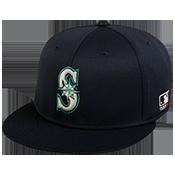 Mariners Flatbill Baseball Hat Mariners_Flatbill_Baseball_Hat_400