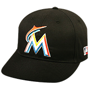 Florida Marlins - Official MLB Hat for Little Kids League Marlins_Baseball_Hat_275