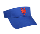 New York Mets - Official MLB Visor for Little Kids Softball League Mets-Visors