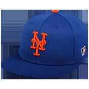 Mets Flatbill Baseball Hat Mets_Flatbill_Baseball_Hat_400