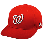 Washington Nationals- Official MLB Hat for Little Kids Leagues Nationals_Baseball_Hat_275