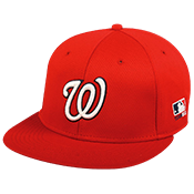 Nationals Flatbill Baseball Hat Nationals_Flatbill_Baseball_Hat_400