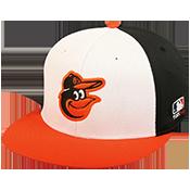 Orioles Flatbill Baseball Hat Orioles_Flatbill_Baseball_Hat_400