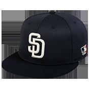 Padres Flatbill Baseball Hat Padres_Flatbill_Baseball_Hat_400
