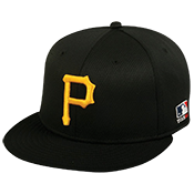 Pirates Flatbill Baseball Hat Pirates_Flatbill_Baseball_Hat_400
