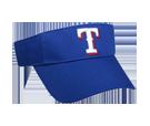 Texas Rangers - Official MLB Visor for Little Kids Softball Leagues Rangers-Visors
