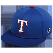 Rangers Flatbill Baseball Hat Rangers_Flatbill_Baseball_Hat_400