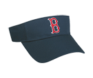 Boston Red Sox - Official MLB Visor for Little Kids Softball League Redsox-Visors