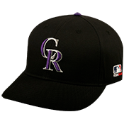 Colorado Rockies - Official MLB Hat for Little Kids Leagues Rockies_Baseball_Hat_275
