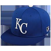 Royals Flatbill Baseball Hat Royals_Flatbill_Baseball_Hat_400