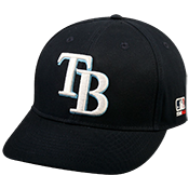 Tampa Bay Rays - Official MLB Hat for Little Kids Softball Leagues TampaBayRays_Baseball_Hat_275