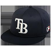 Rays Flatbill Baseball Hat Rays_Flatbill_Baseball_Hat_400