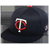 Twins Flatbill Baseball Hat Twins_Flatbill_Baseball_Hat_400